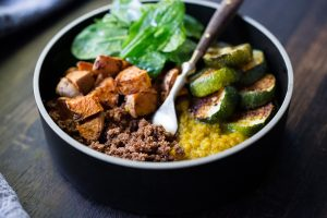 Ethiopian Teff Bowl Recipe