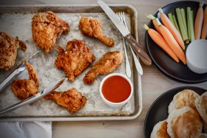 Fried Chicken + All-Purpose Breading Recipe
