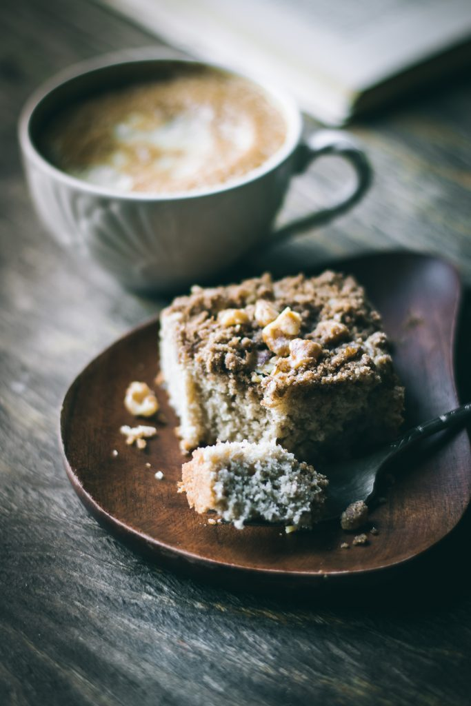 Coffee Cake with Maskal Teff®